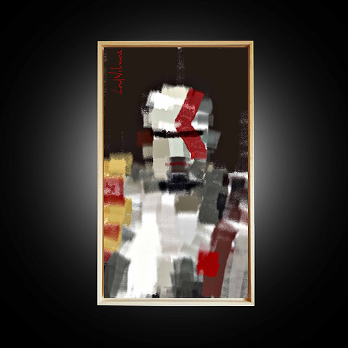 KRATOS (40 x 70 CM)