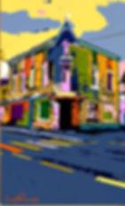 Peinture numérique imprimée sur Chromaluxe - Cities - Lord Wilmore