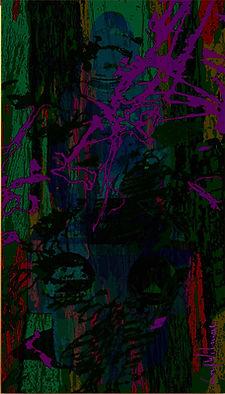 Peinture numerique sur Chromaluxe
