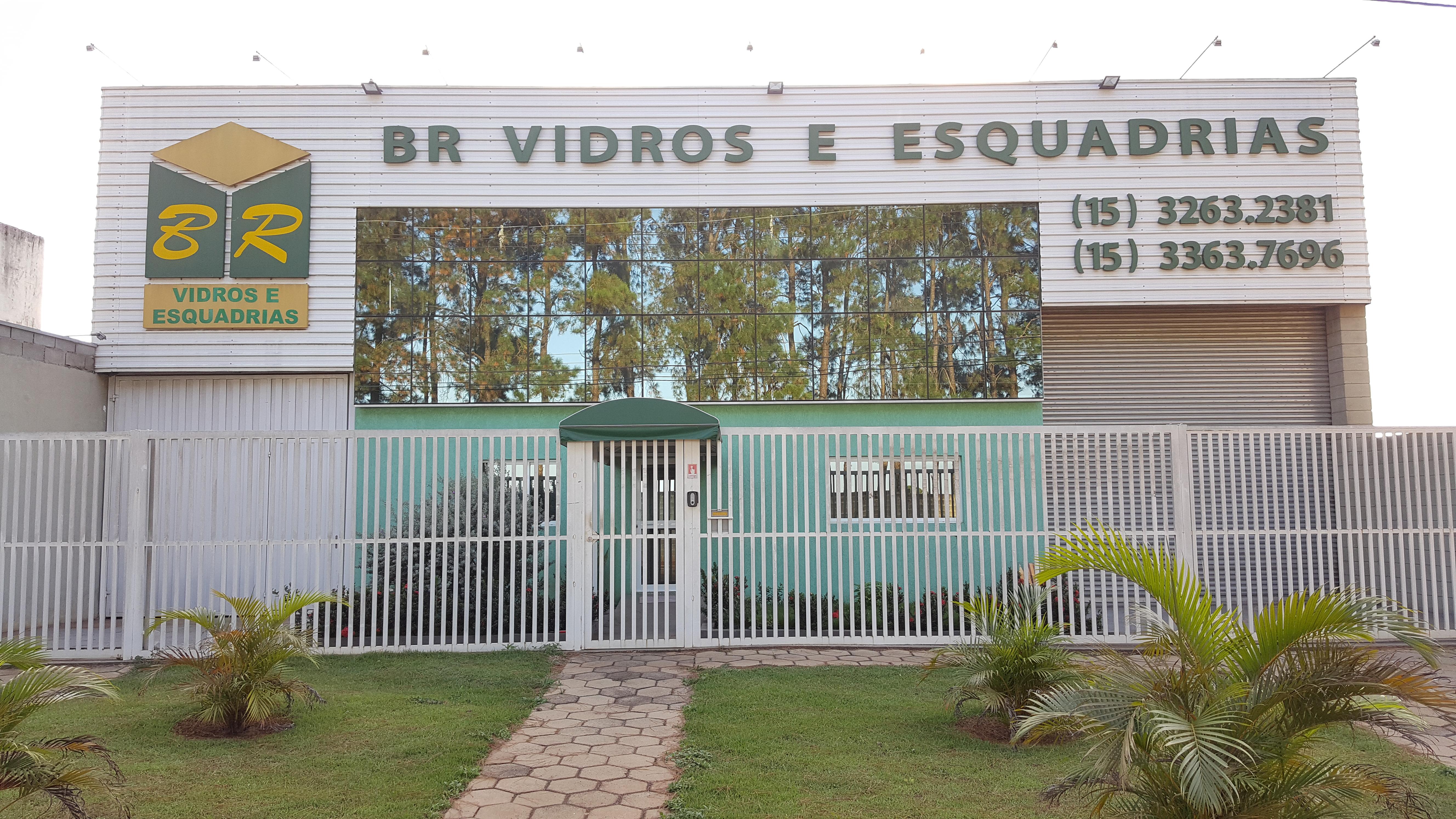 BR Vidros e Esquadrias