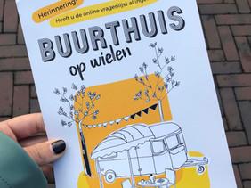 BUURTHUIS OP WIELEN