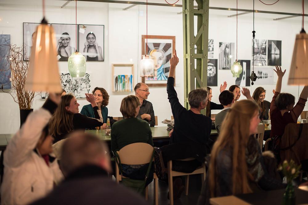 EXPO voorronde Kunstbende Noord-Brabant (door WY projectbureau)