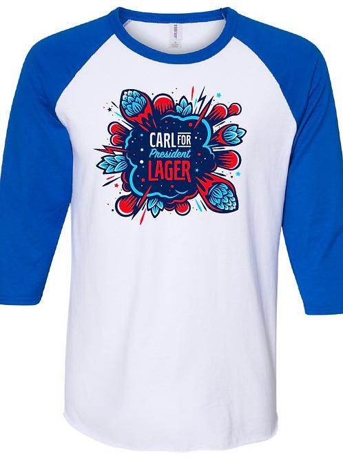 BLUE CARL Baseball