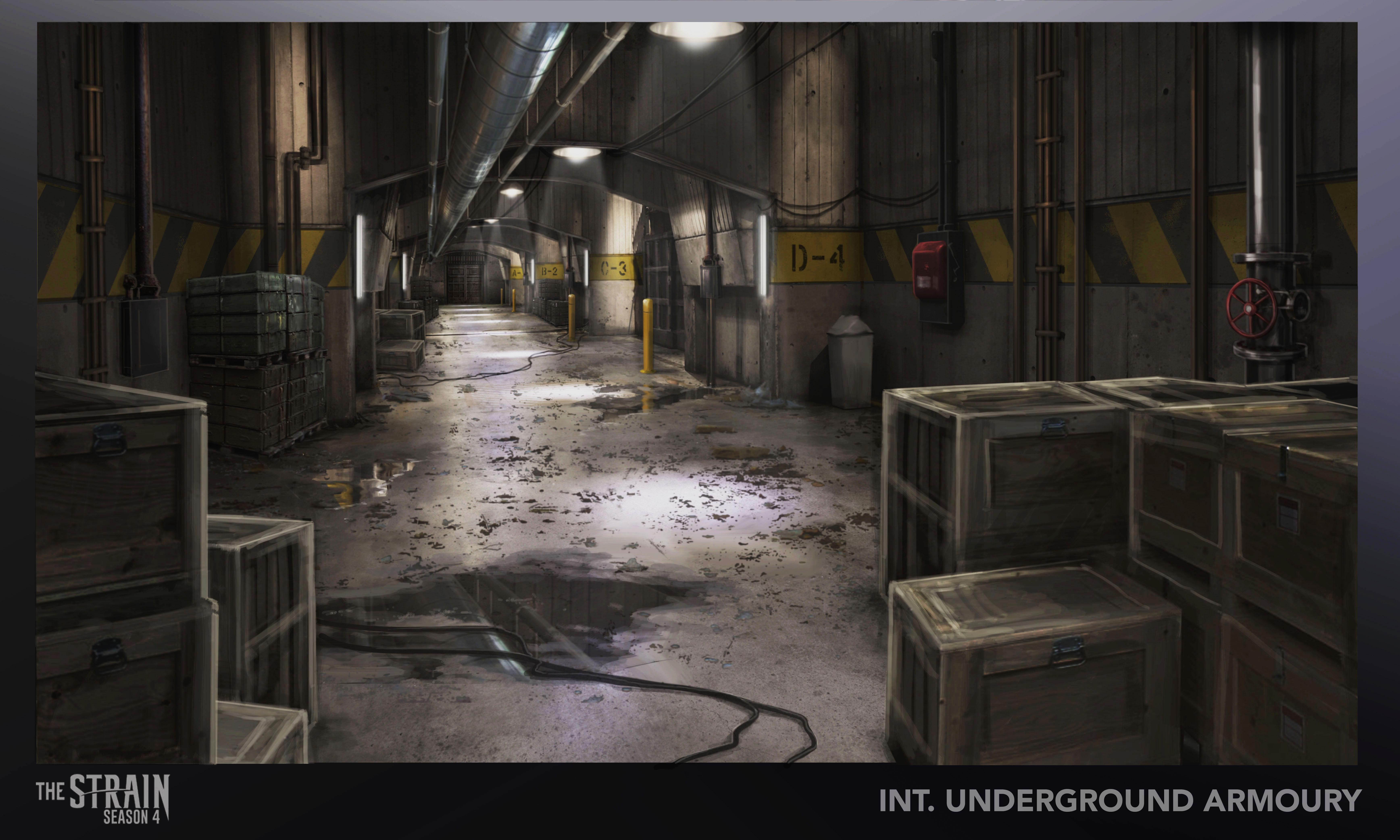 Int. Underground Armoury
