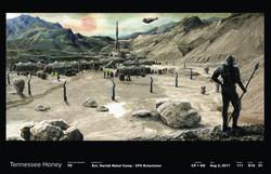 Star Trek - Harlak Rebel Camp 108