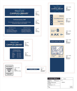 Campus Library - Rookie Blue