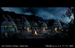 Star Trek - Kelpian Village 206