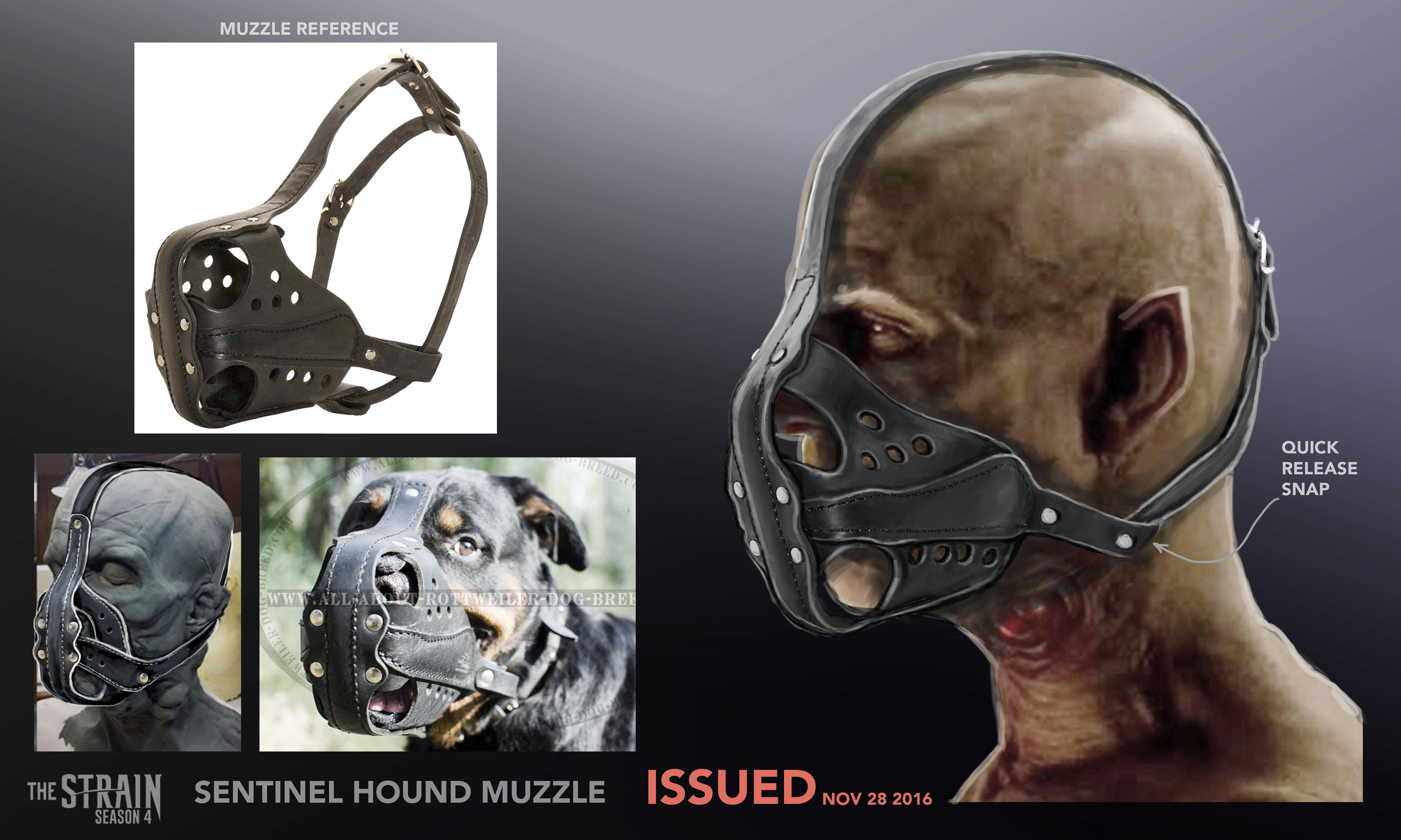 Sentinel Hound_Muzzle