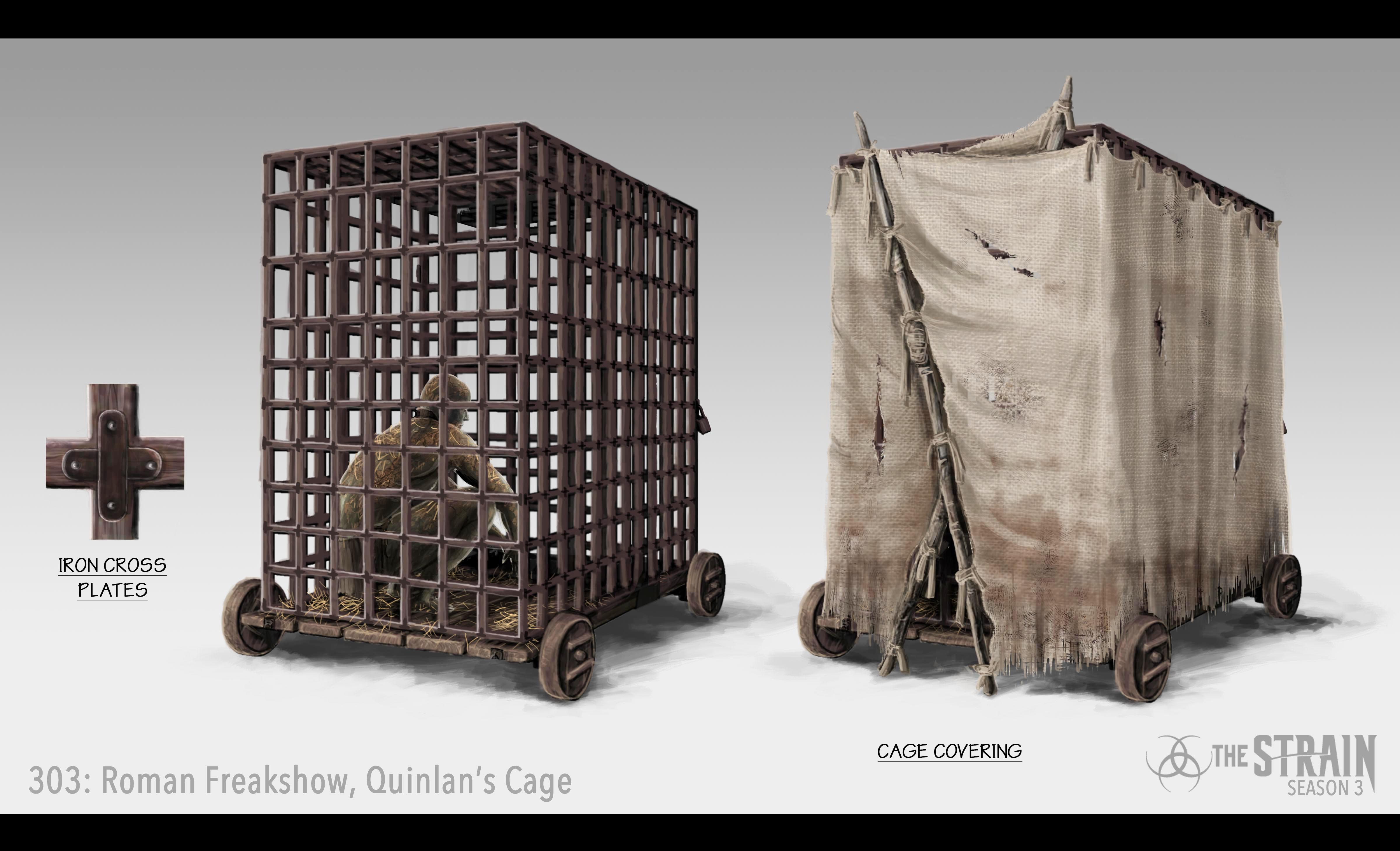 303_Quinlan's Cage