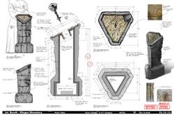 Star Trek - Stone Pillar