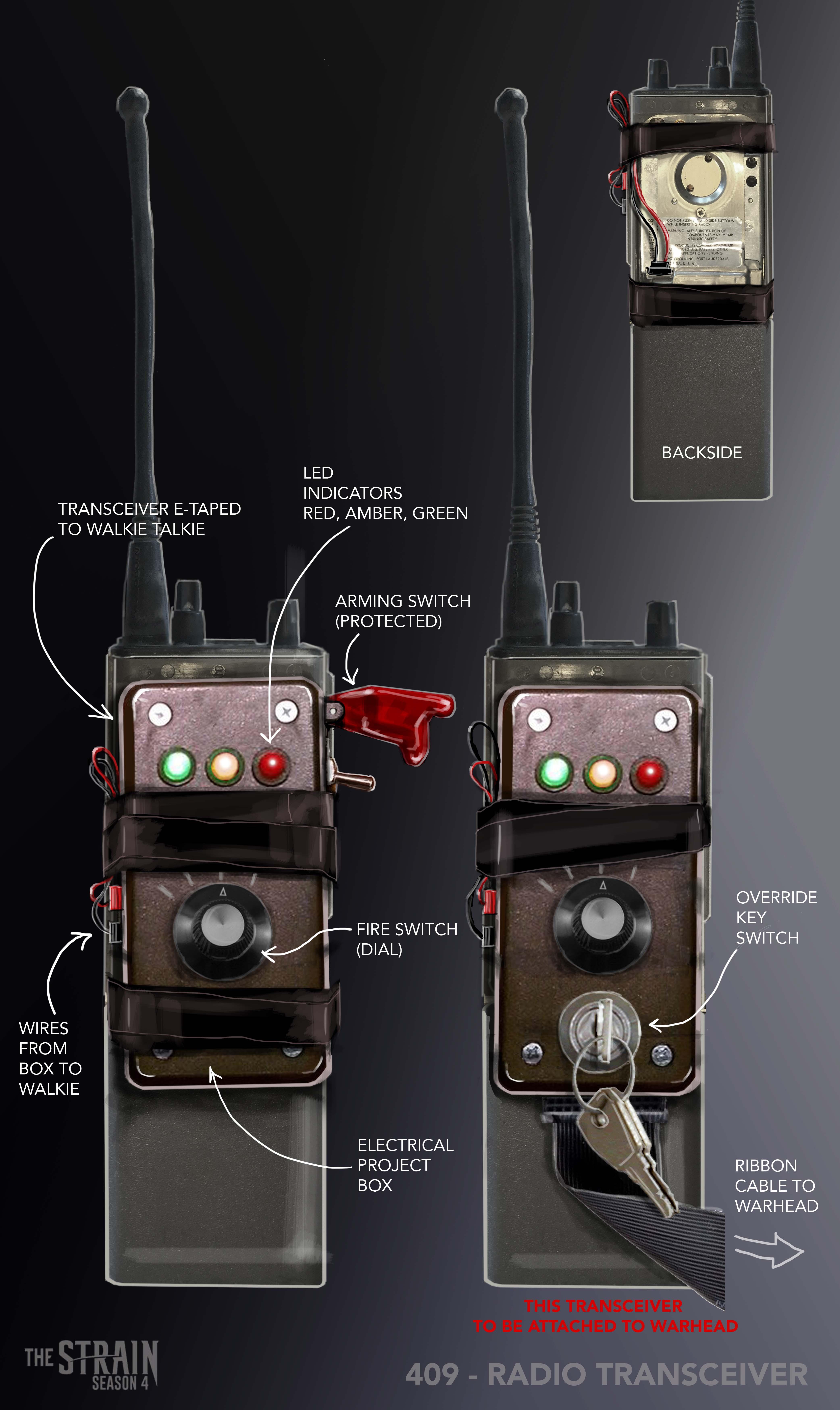 409 Radio Detonator
