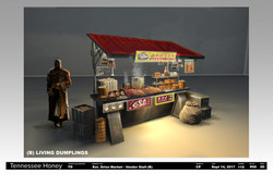 Star Trek - Black Market Vendor 115