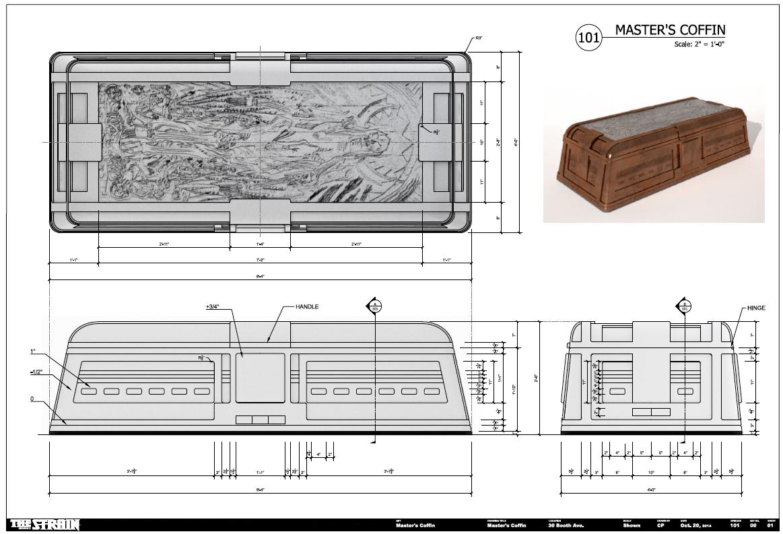 The Master's Coffin - The Strain