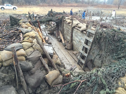 The Strain Trenches