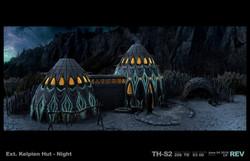Star Trek - Kelpian Hut 206