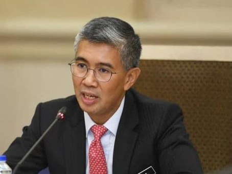 Finance Minister: Malaysia on Recovery Path Supported by Reopening of Economy