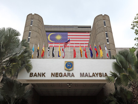 BNM International Reserves Improve to $US116.3 Bln as at Aug 30, 2021