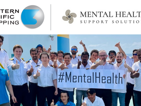 Eastern Pacific Shipping in Mental Health Partnership