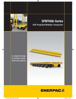 SPMT600-Series