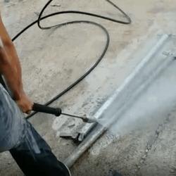 Ultra-high Pressure Cleaners