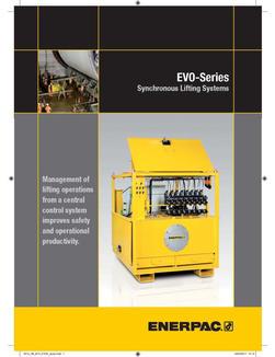 EVO-Series