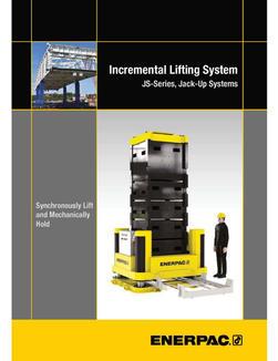 Incremental Lifting System