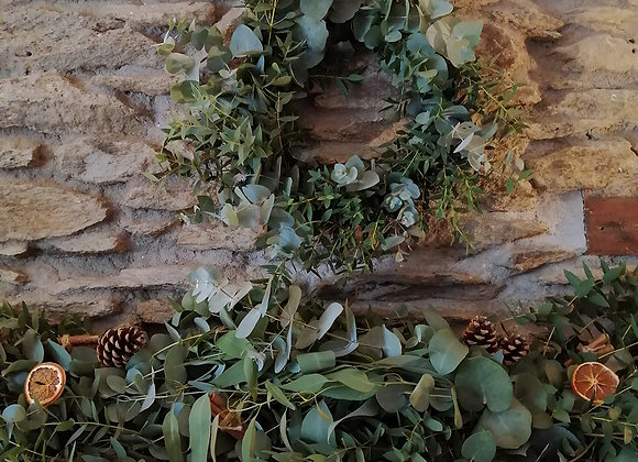 PRE-ORDER- local delivery only- festive garland