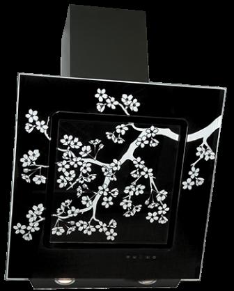 Оникс ART 90см (бел/черн/сакура)