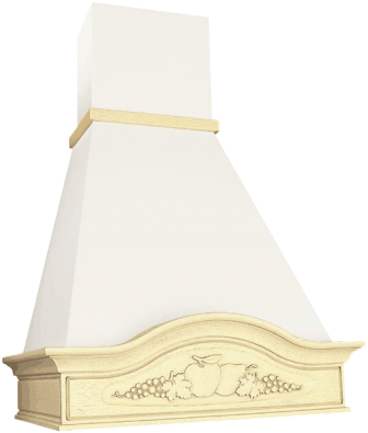 Вилла Фрукты 60 см (бежевый/дуб бел патина)