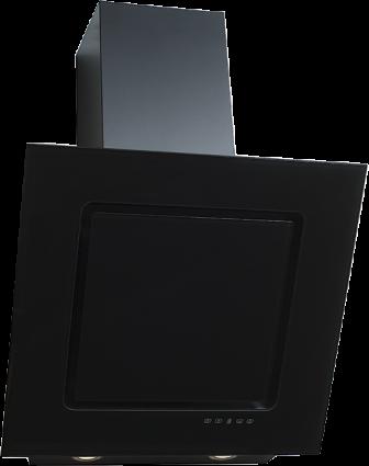 Оникс 90см (черный/черн)