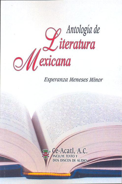Antología de Literatura Mexicana