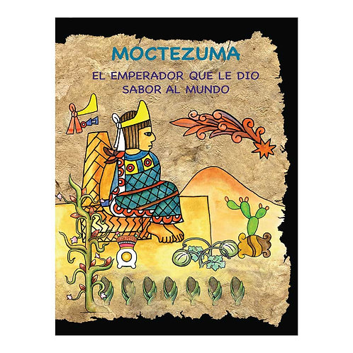 Cuaderno Moctezuma
