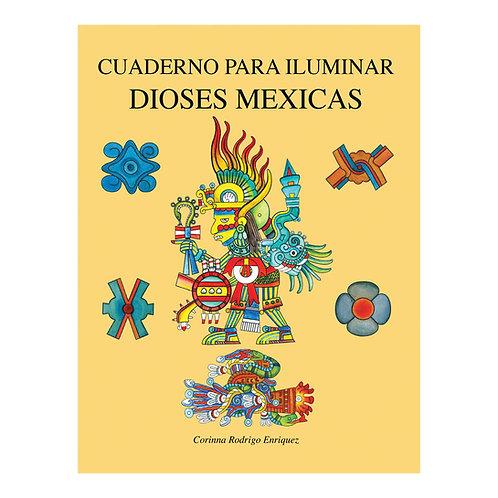 Cuaderno Dioses Mexicas