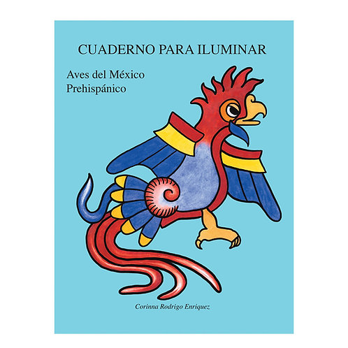 Cuaderno Aves del México Prehispánico