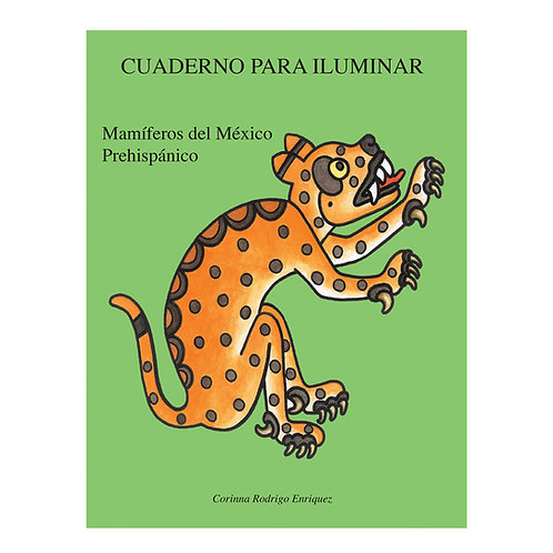 Cuaderno Mamíferos del México Prehispánico