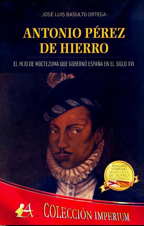 Antonio Pérez de Hierrro