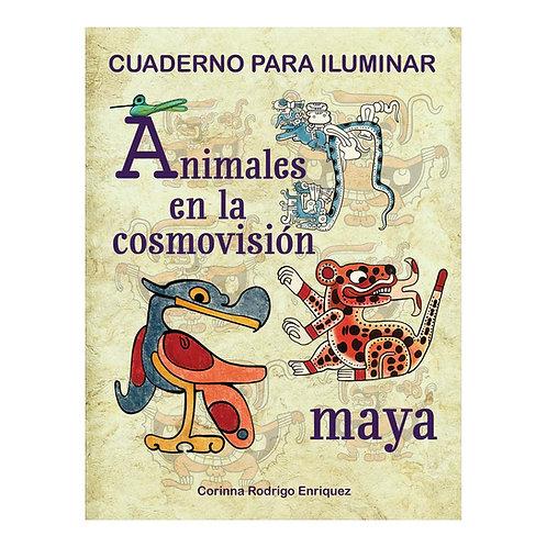 Cuaderno Animales en la Cosmovisión Maya