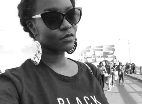 Being Black in white Spaces