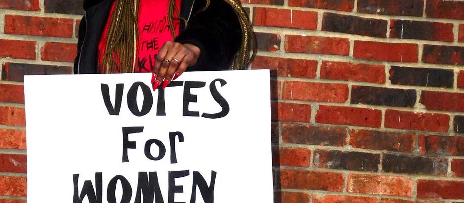 Black Women's History Month.