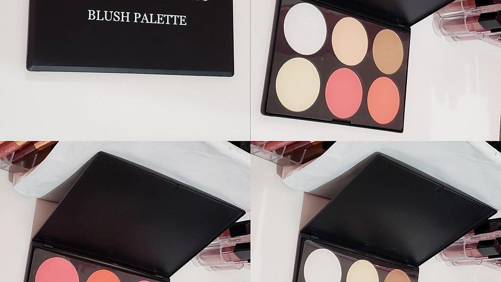 Beauty Blush palette/Multi Styles Makeup/Cheek Contour