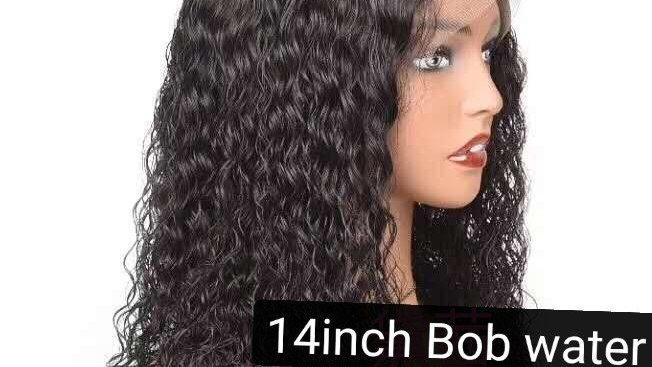 "Bob frontal wig 14"""