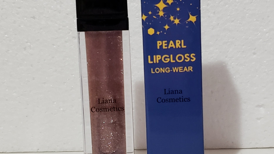 Metal shimmer shiny lipgloss,long lasting Moist glossy
