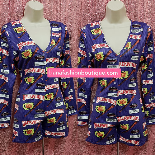Onesie romper/ sleepwear