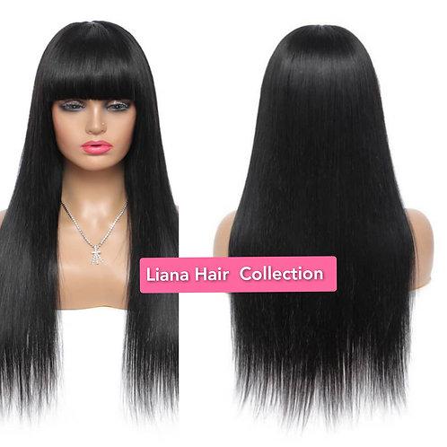 """Non-Lace Wig Straight 18"""""""
