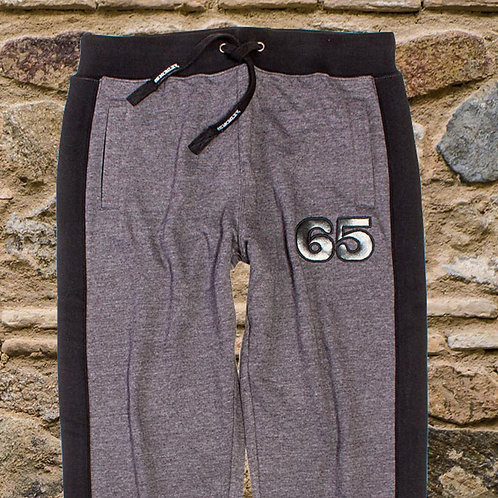 65 McMlxv Men's Dress Sweat Pant in Charcoal