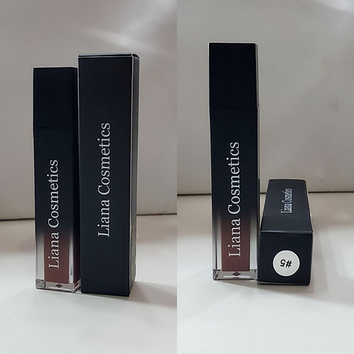 Matte Moist Liquid Lipstick Long Lasting Waterproof