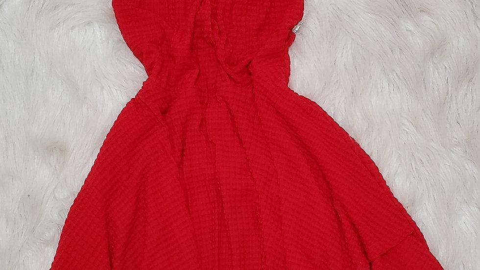 Sexy Mini Red dress