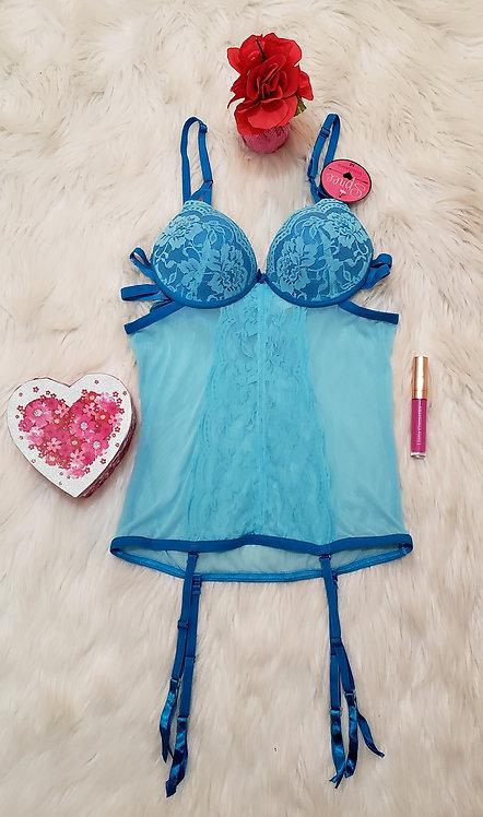 Light Blue lingerie