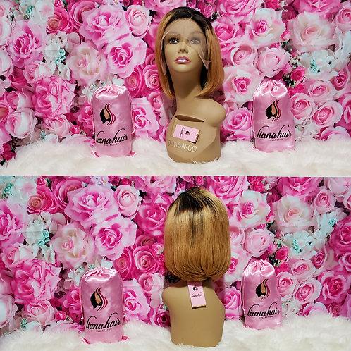 "Short Bob 10""Lace frontal"