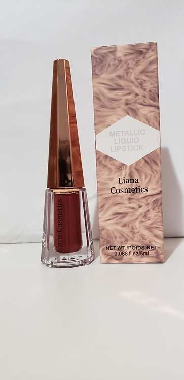 Metal glitter shimmer,waterproof,long lasting liquid lipstick
